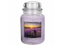 Свеча Village Candle Лаванда 740г (время горения до 170 часов)