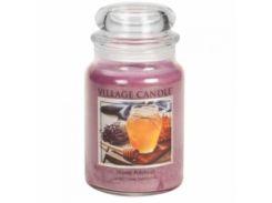 Свеча Village Candle Медовый Пачули 740г (время горения до 170 часов)