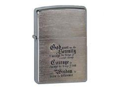 Зажигалка Zippo BIBLE Silver (200/114)
