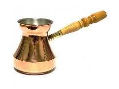 Турка медная со съемной ручкой 300мл (ST-50085_psg)