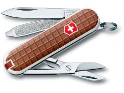 Швейцарский нож Victorinox Classic Chocolate (0.6223.842)
