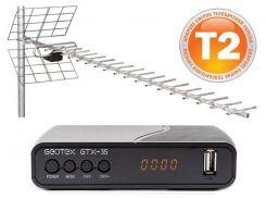 Комплект Geotex GTX-35 с Антенной Energy SRT ANT 19
