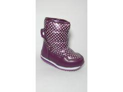 Сноубутсы TOM.M 25 Фиолетовый (C-T08-96-H-630046559)