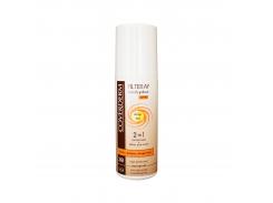 Солнцезащитное средство Coverderm Body Plus Spray Deep Tan Milk SPF 30 100 мл (5201580242322)