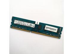 Оперативная память для компьютера DDR3 4GB 1600 MHz Hynix HMT351U6EFR8C-PB (U0050745)