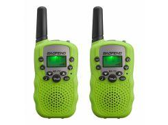 Рация Baofeng MiNi BF-T2 PMR446 2 шт Green (hub_np2_1496_3)