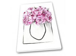 Картина на холсте Kronos Top Мода Цветы 80 х 120 см (lfp_129692812_80120)