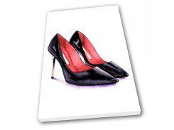Картина на холсте Kronos Top Мода Туфельки 80 х 120 см (lfp_1060262816_80120)