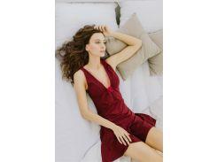 Ночная рубашка Ora M Бордовый (49108-29073-139)