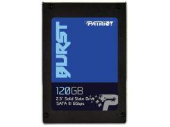 """Накопитель SSD 2.5"""" 120GB Patriot (PBU120GS25SSDR)"""