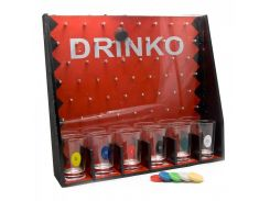 Игра DUKE с рюмками Drinko (DN25178)