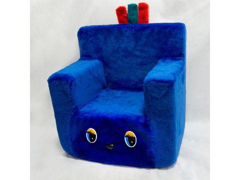 Детский стульчик кресло Kronos Toys Синий (zol_217-1) Киев