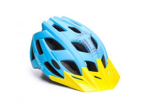 Шолом велосипедний OnRide 55-58 см Force M Блакитний (69078900018)