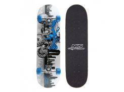 Скейтборд Nils Extreme CR3108SB Speed (CR3108SB-SD)