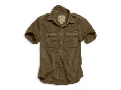Рубашка Surplus Raw Vintage Shirt L Коричневый (06-3590-05)