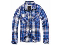 Рубашка Brandit Check XL Синий (4002.8)