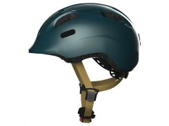 Велосипедний дитячий шолом ABUS SMILEY 2.0 S Royal Green (775468)