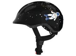 Велосипедний дитячий шолом ABUS SMILEY 2.0 S Black Space (725722)
