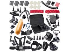 Комплект аксессуаров для экшн-камер UrbanKit 50-в-1 (UK321)