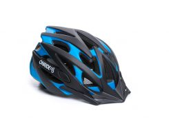 Шолом велосипедний OnRide Cross L Чорний / синій (69078900015)