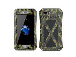 Чехол R-JUST противоударный X-MEN Green iPhone 7/8 Plus (AL1319_8_Plus)