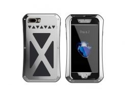 Чехол R-JUST противоударный X-MEN Silver iPhone 7/8 Plus (AL1320_8_Plus)