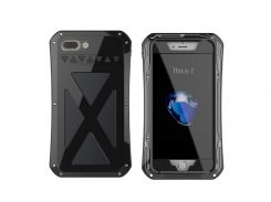 Чехол R-JUST противоударный X-MEN iPhone 7/8 Plus Black (AL1318_8_Plus)