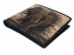 Кошелек STINGRAY LEATHER 18127 из натуральной кожи морского ската, Разноцветный