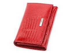 Кошелек женский KARYA 17169 кожаный Красный, Красный