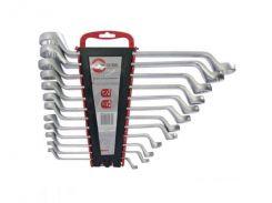 Набір ключів накидних 12шт. 6-32мм HT-1103 ТМ Intertool ( 419565)