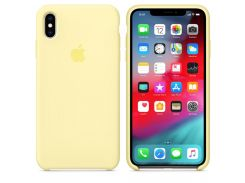 Чехол Original для iPhone XR Silicone Case Mellow Yellow (221050407)