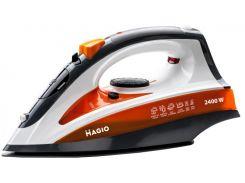 Утюг Magio MG-543 Бело-оранжевый (F00168504)