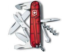 Швейцарский нож Victorinox Swiss Army Climber 1.3703.T Красный (428095)