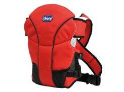 Эрго рюкзак-кенгуру Chicco GO BABY Красный (878472466)