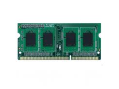 Оперативная память Exceleram SoDIMM DDR3 4GB 1333 MHz E30802S (F00089174)