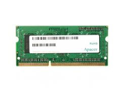 Оперативная память Apacer SoDIMM DDR3 4GB 1600 MHz (AS04GFA60CATBGC)