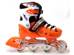 Роликовые коньки Scale Sports 38-41 Orange (954994693-L)