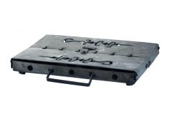 Мангал-чемодан DV - 12 шп. x 3 мм Горячекатаный (241019)