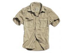 Рубашка Surplus Raw Vintage Shirt Beige S Бежевый (06-3590-63-M)