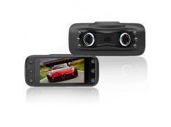 Автомобильный видеорегистратор F011 Черный (30-SAN211)