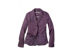 Пиджак Eddie Bauer Womens Legend Wash Jacket DEEP WISTERIA 36 Фиолетовый (7374DPWS-36)