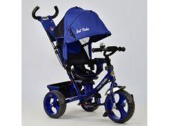 Трехколесный велосипед Best Trike 5700 (электрик (5010) с поворотным сиденьем