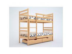 Двухъярусная кровать Стандарт (80*190)