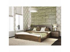 Двуспальная кровать Селена Аури 120*190 см, Эстелла
