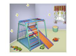 Детский игровой комплекс Малыш цветной Буратино