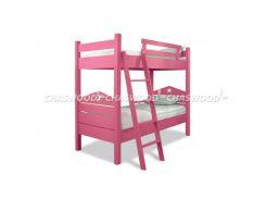 Двухъярусная кровать Лапушка