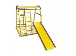Детский спортивный комплекс Дракончик желтый