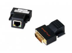 AT-DVI60SRS - Пассивный удлинитель DVI с разрешением до 1920x1200 по витой паре Cat5/6/7, до 50 м