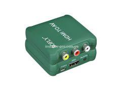 HDCAV02-M Преобразователь сигнала HDMI в AV