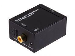 MP8127 - Аналого-цифровой коаксиальный и цифровой оптический аудио конвертер